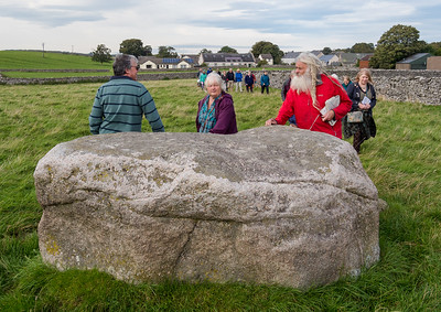 Giant's Foot stone - Shap - (part of The Shap Serpent Temple)