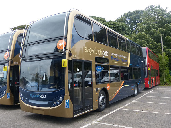 15931 [Stagecoach South West] 130901 Leyland