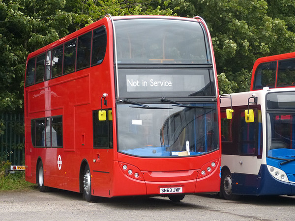 10179 [Stagecoach London] 130901 Leyland