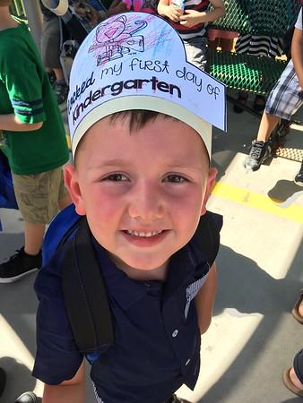 Liam kindergarten 2017-18