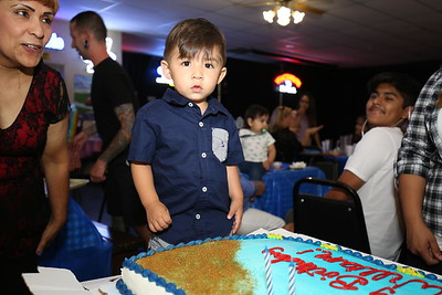 Liam's Birthday