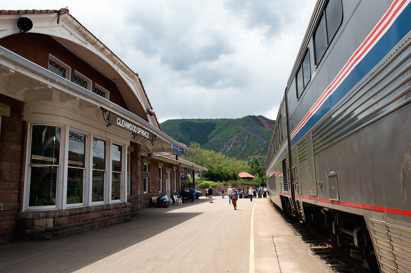 Glenwood Springs, CO <br /> Photo (c) Liane Brandon