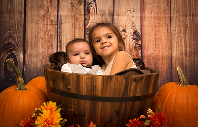 Lia's Fall Pictures