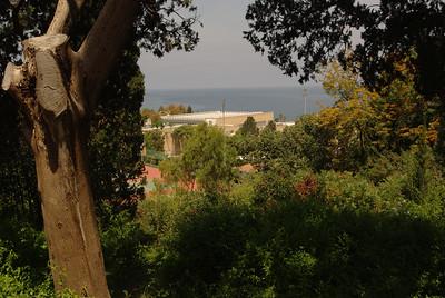 Amerykanski Uniwersytet w Beirucie - najfajnieszy kampus jaki kiedykolwiek widzielismy