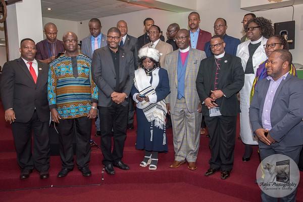 Liberia Ministerial Alliance of USA Intercessory Service, Staten Island NY.