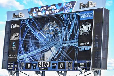 University of Memphis Tiger Football