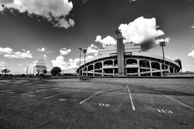 Liberty Bowl Stadium/Tiger Lane