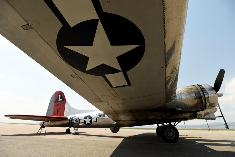 B-17 Flight