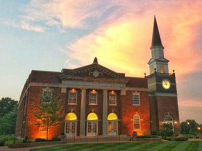 Gano Chapel - William Jewell College