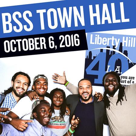 Liberty Hill BSS Town Hall