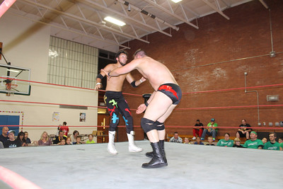 Liberty States Wrestling Fall Fury October 5, 2013