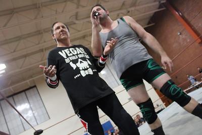Liberty States Wrestling New Beginnings September 15, 2018