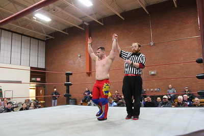 Liberty States Wrestling Winner Take All March 11, 2017
