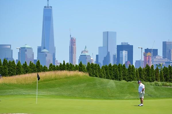 2015 Inaugural Golf Outing at Liberty National Golf Club
