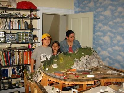 Drita and her children