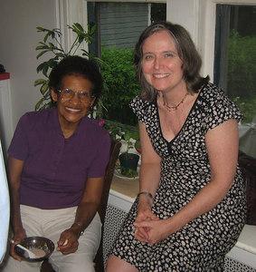 Doris and Brigit
