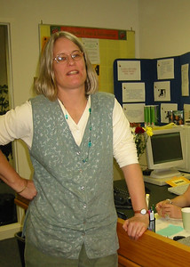 Polly Prunuske helped facilitate many HCHL meetings in early years (2001-2003).