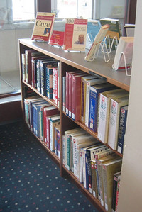 Health reference books for consumers