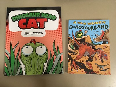 Jim Larson donated these to the Library.