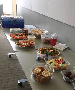 Refreshments provided by Friends of the Library