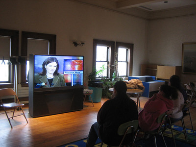 We enjoyed watching the Channel 40 news report, which aired in the 5-5:30pm news show February 22.  Laurie did a fine job of reporting on our project.