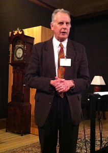 Terry Plum, President of the Board, Holyoke Public Library Corporation