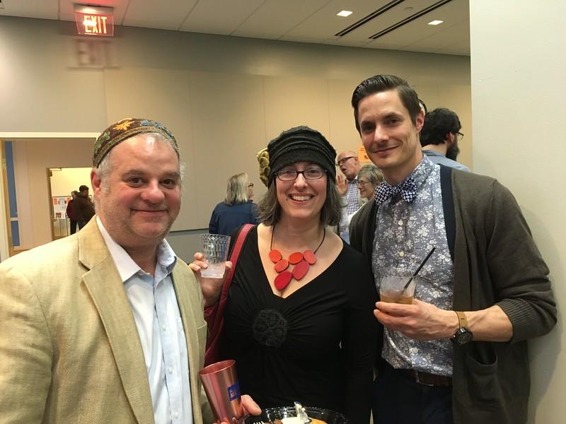 John, Dawn, and Mike