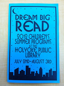 The Holyoke Public Library is actively involved, not only with the usual summer reading programs, but also in a new partnership with Rotary Club to fund a coordinator for extended summer reading campaign. Olga Escalera, a Kelly School reading coach, was recently hired for this role.