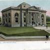 Jones Memorial Library, Postcard (03018)