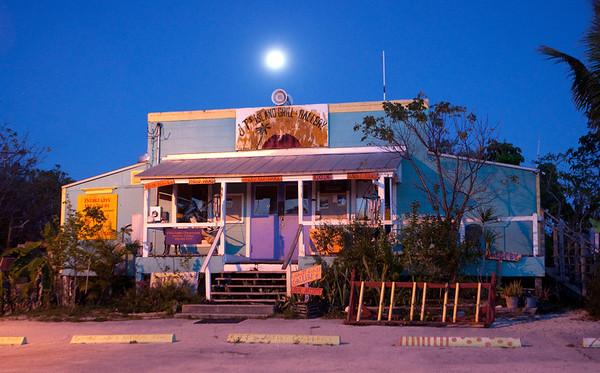 0112 Moonrise in the Everglades