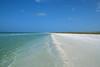 s67 Deserted beach scene in the Ten Thousand Islands