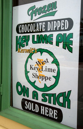 8782 Another way to savor Key Lime.  By Kermit of Key West