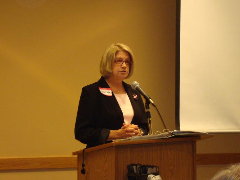Director Linda Andrews