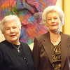 Eleanor Berry and Sylvia Swaim