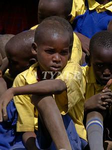Library Opening Iltalal Village  Kanzi Kenya Africa 25
