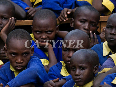 Library Opening Iltalal Village  Kanzi Kenya Africa 22
