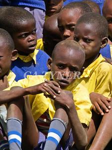 Library Opening Iltalal Village  Kanzi Kenya Africa 24