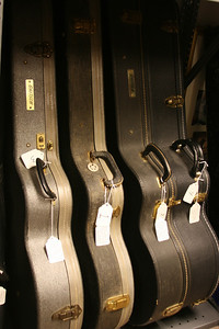 A few guitars of Chet Atkins.