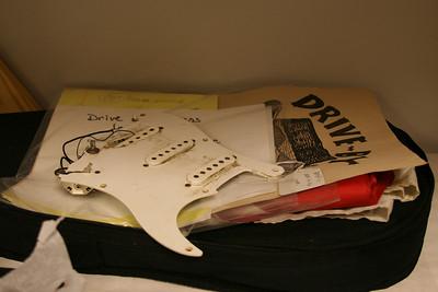 Pickups from Duane Allman's guitar.