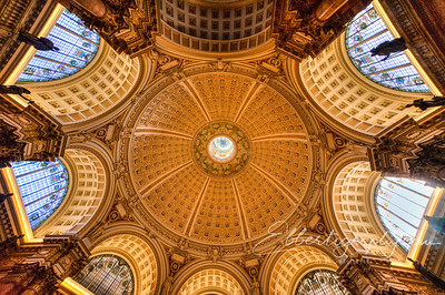 Library of Congress, Main Reading Room Dome