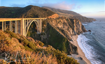 Bixby Creek Bridge,