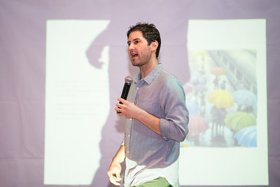 An Evening with Matt de la Peña