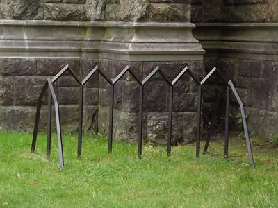 Bike Rack- Unitarian Church