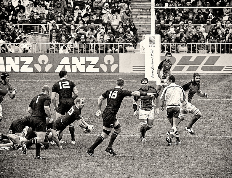 New Zealand v Canada, Rugby World Cup 2011