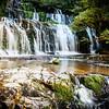 Waterfall in the Bush