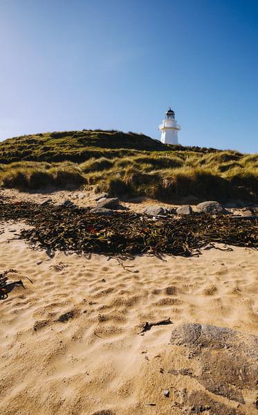 Lighthouse, Catlins