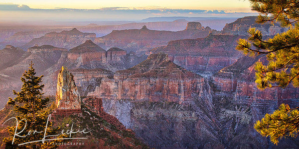 Grand Canyon Sunrise - Point Imperial