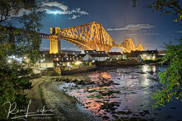 Forth Bridge from North Queensferry