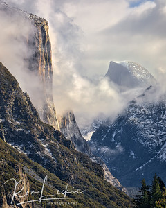 After The Storm - Yosemite Valley