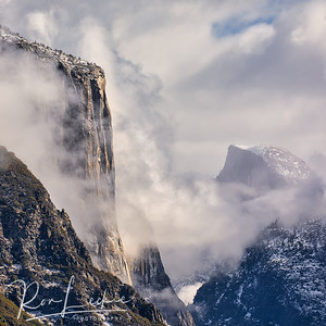 Yosemite Valley - After The Storm